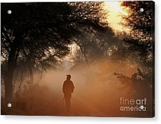 Explorer The Nature Acrylic Print