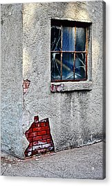 Acrylic Print featuring the photograph Exposed Past by Greg Jackson
