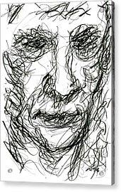Expression Acrylic Print