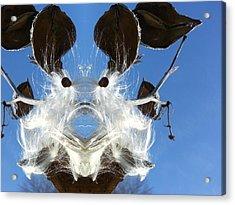 Expression.  Acrylic Print by Ruben  Llano