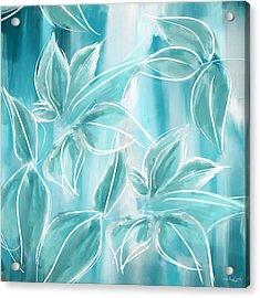 Exquisite Bloom Acrylic Print