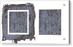 Extraction Vi Acrylic Print by Paul Davenport