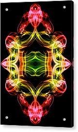 Extravagence Acrylic Print by Kevin Chiu