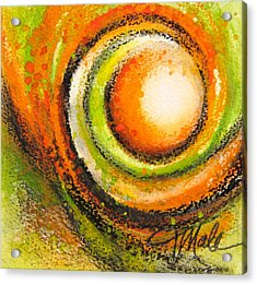 Exuberance Acrylic Print