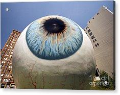 Eye Gigantus Acrylic Print