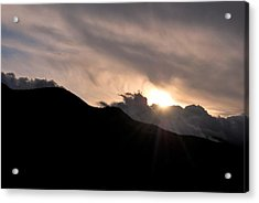 Acrylic Print featuring the photograph Eye In The Sky by Matt Harang