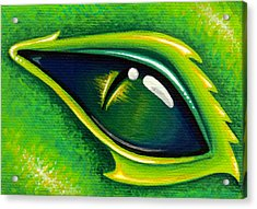 Eye Of Cepheus Acrylic Print by Elaina  Wagner