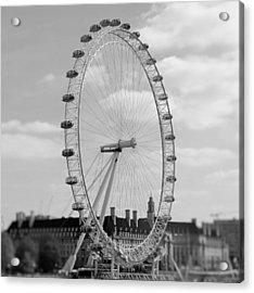 Eye Of London Acrylic Print by Gary Smith