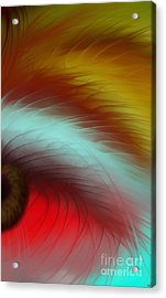 Eye Of The Beast Acrylic Print