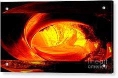 Eye Of The Tube Acrylic Print