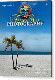 Eye On Fine Art Photography June Cover Acrylic Print by Mike Nellums