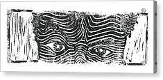 Eye Spy Acrylic Print by Jame Hayes