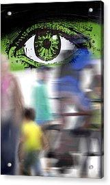 Eye Spy Acrylic Print