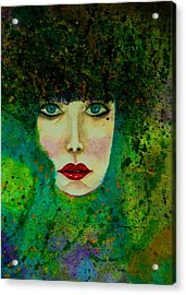 Eyes Of The Forest Acrylic Print