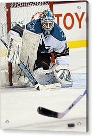 Eyes On The Prize  Antti Niemi Acrylic Print by Don Olea