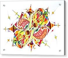 Eyestralogic Acrylic Print