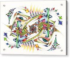 Eyevis Acrylic Print