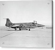 F-104 Starfighter Acrylic Print