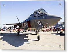 F-35 Acrylic Print