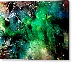 F003 Acrylic Print by Billy Roberts