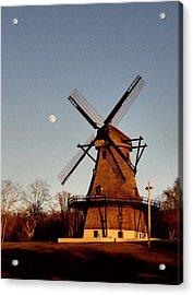Fabyan Windmill Acrylic Print