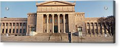 Facade Of A Museum, Field Museum Acrylic Print by Panoramic Images