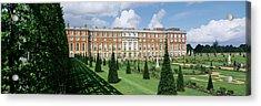 Facade Of A Palace, Hampton Court Acrylic Print