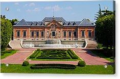 Facade Of A Palace, Palauet Albeniz Acrylic Print