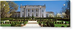 Facade Of The Kentucky Governors Acrylic Print by Panoramic Images