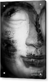 Face Of Divine Acrylic Print