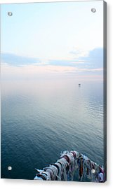 Facing Yalta Acrylic Print