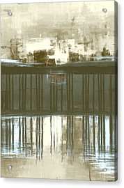 Faded Limerick Acrylic Print by Lonnie Christopher