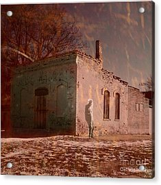 Faded Memories Acrylic Print