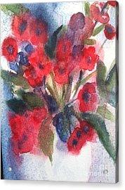 Faded Memories Acrylic Print by Sherry Harradence