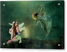 Faerie Magick Acrylic Print