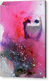 Acrylic Print featuring the painting Shala by Ed  Heaton