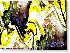 Failed Harvest Acrylic Print by PainterArtist FIN