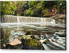 Fair A' Far Dam Acrylic Print