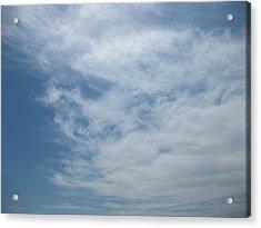 Fair Skies Of Summer Acrylic Print