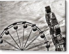 Fairground Acrylic Print