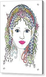 Fairy 1 Acrylic Print