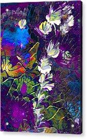 Fairy Dusting Acrylic Print by Nan Bilden