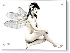 Fairy Fortune  Acrylic Print by Quim Abella