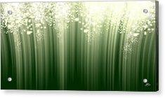 Fairy Grass Acrylic Print