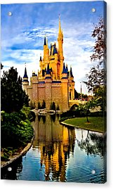 Fairy Tale Twilight Acrylic Print