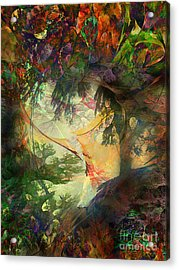 Fairytale Landscape Acrylic Print