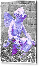 Fairytales Acrylic Print by Andrea Dale