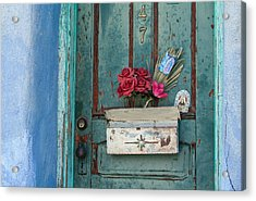 Faith In The Barrio Acrylic Print