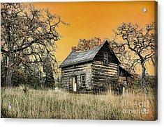 Fall Abandoned Acrylic Print