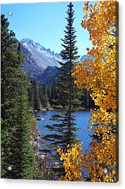 Fall At Bear Lake Acrylic Print